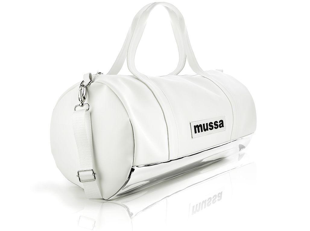 white apolo bag