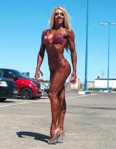 Jessica Serrano Bikini Fitness